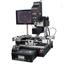 2017 Highly Efficient Automatic Optical Alignment BGA Rework Station For Laptop Motherboard Repair