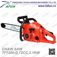 long handle gasoline chain saw