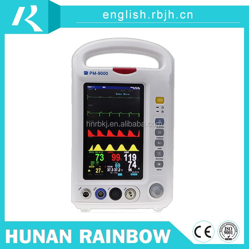 Good price different type led monitor cardiac ultrasound equipment