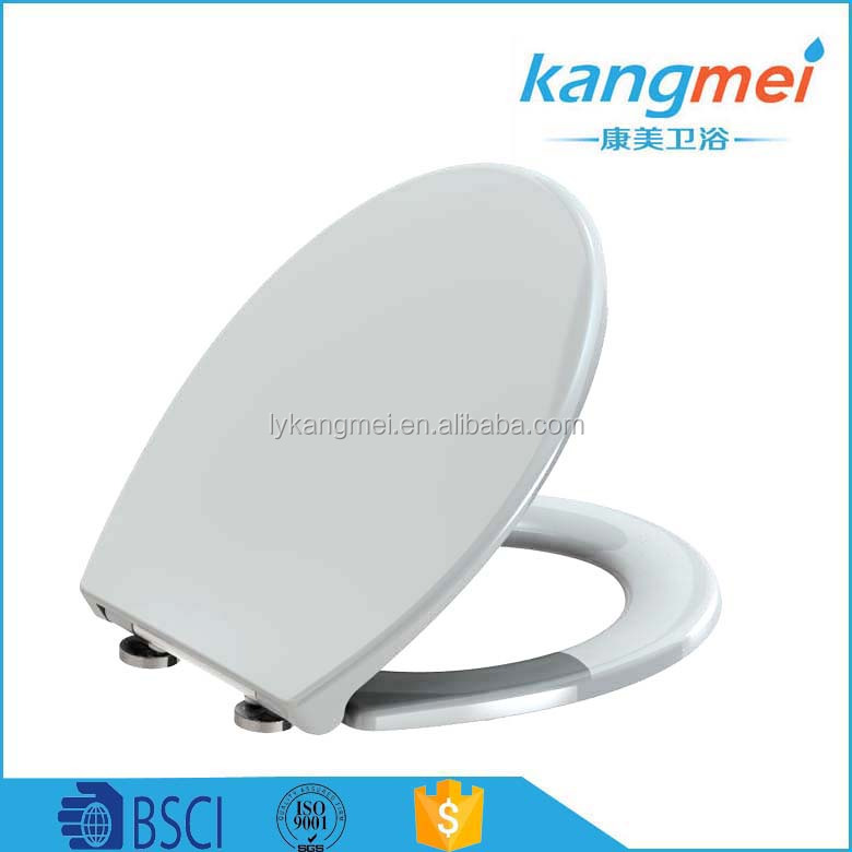 Ecomomical Model Plastic PP Custom Made Toilet Seat Cover Price Cheap