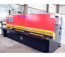 CNC Hydraulic Guillotine Machine for Steel Sheet Cutting