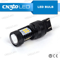 3030smd turning reserve lamp car led lights t20 w21 / 5w 7443