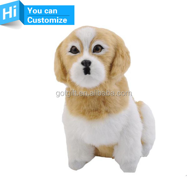 Pet Toy Cute Squeaky Dog Toys Puppy Chew Sound Dog Plush Play Toys