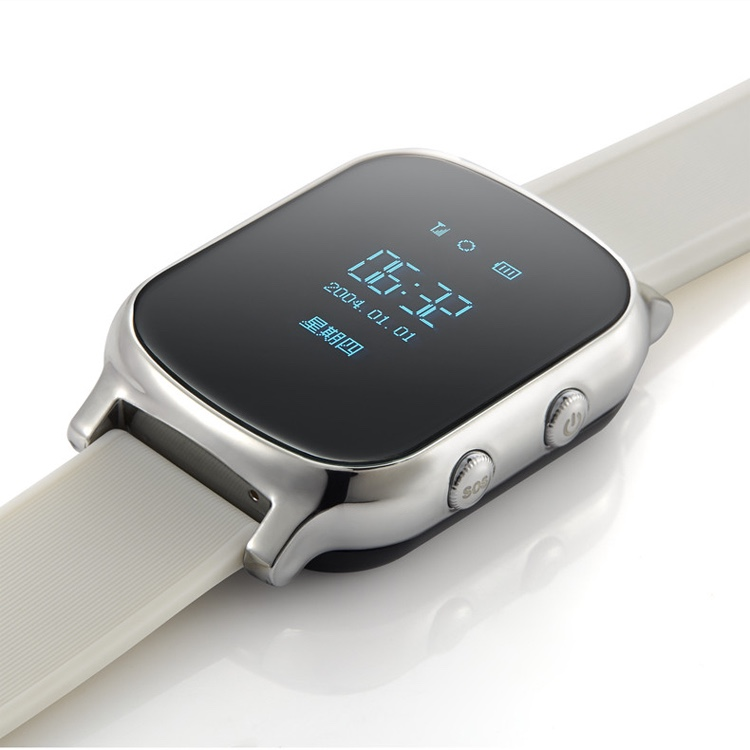 "0.96"" OLED display <strong>GPS</strong> Tracker Watch kids/adult/elderly watch <strong>gps</strong>"