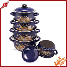 Organic cookware and kitchenware for restaurant