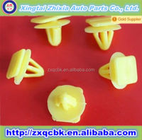 High Quality Low Price Plastic Push Type Rivet Retainer Fastener Bumper Clips
