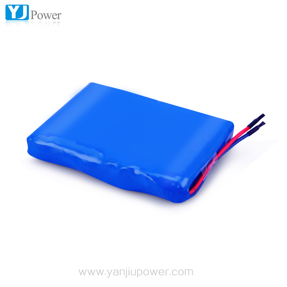 China factory polymer li ion battery pack 7.4v 1000 mAh with MSDS
