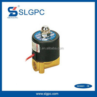 Brass Body Good Quality Electric Solenoid