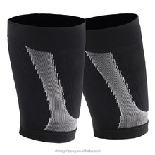 Class One Medium Pressure High Elastic Knitted Sport Compression Calf Sleeve