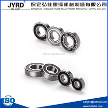 Certified High quality deep groove ball bearing 6202RS with best price