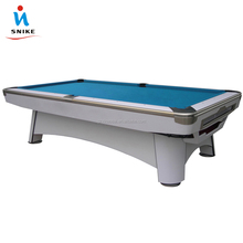 High Quality 9ft Solid Wood Slate Golden Carving Snooker france Pool Table