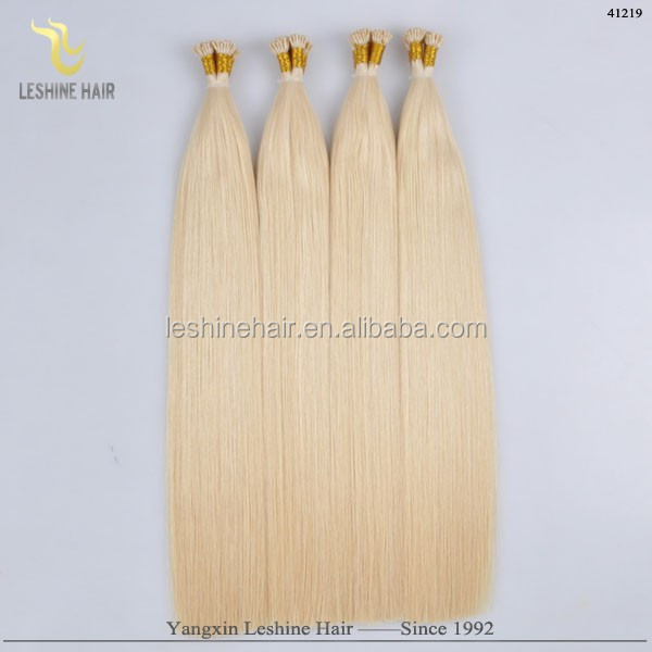 2015 Large Companies Own Brand Wholesale Distributors Factory Directly 1 gram hair extensions