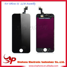 alibaba express china for iphone 5S replacement lcd Digitizer Touch Front Screen Display Panel