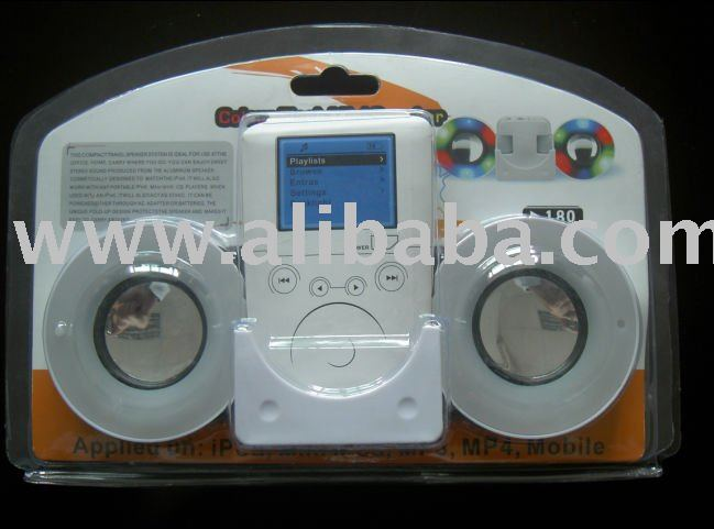 USB mini speaker for Ipod