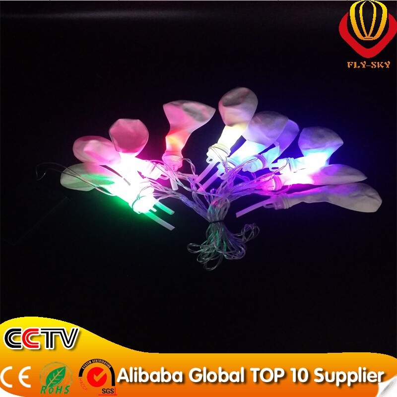 Best Selling Products in Alibaba New Product LED Garland Balloon Best for Wedding