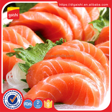 IQF frozen chum salmon for sushi