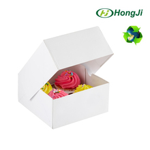 Wholesale Cup Cake Folding Paper Box