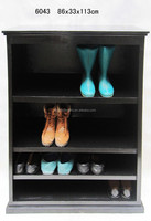 2015 Popular Fashion Simple Design 4 Tiers Shoe Rack,Chinese manufacture shoe cabinet shoe rack