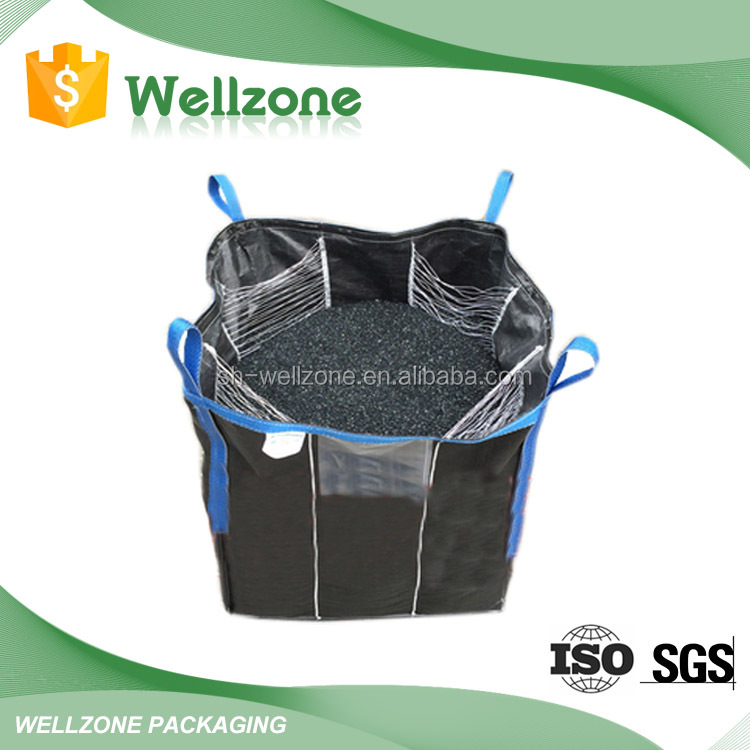 High quality 20ft container flexi bag and one ton big bag for Urea fertilizer