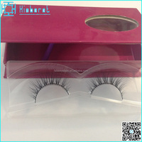 Luxurious wholesale eyelashes 3D mink eyelashes with cheap price softest material