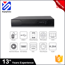 Manufacturer 12V/ 2A 4 channel local playback H. 264 ahd cctv dvr