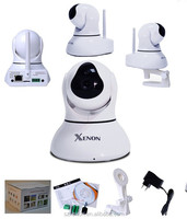 New Wifi Camera IP Camera Wireless CCTV 720P HD P2P Baby Monitor Security P/T Free IOS & Android APP Micro SD Card Camera