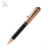 stationary gifts rose gold roller ballpoint pen luxury metal engraving pen for business man