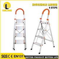 High Quality Folding Aluminum Step Ladder