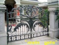 2013 Newest wrought Iron gate designs