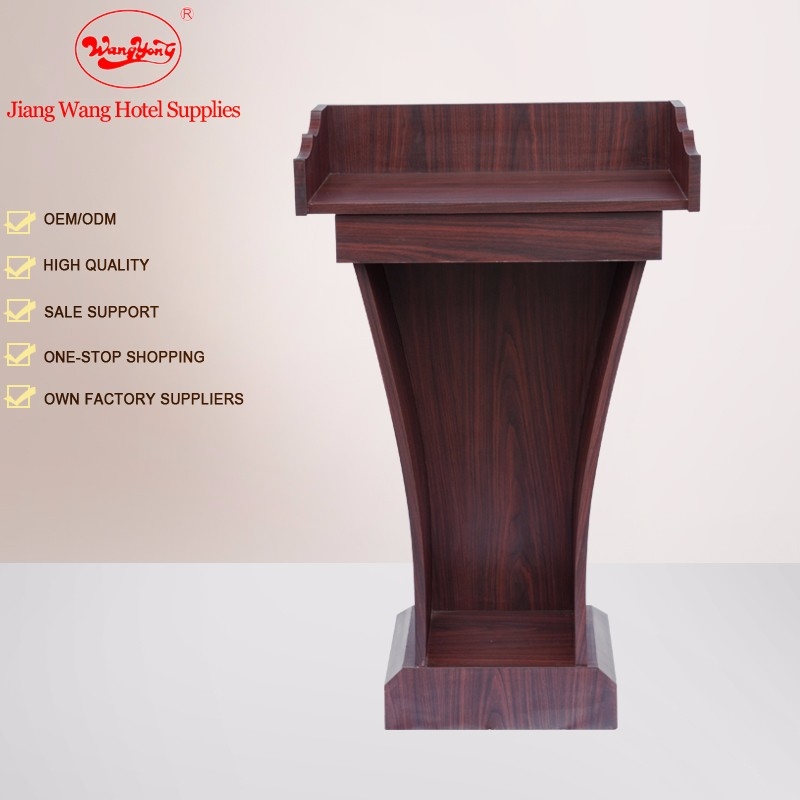 Modern MDF podium lecterns and podiums for church