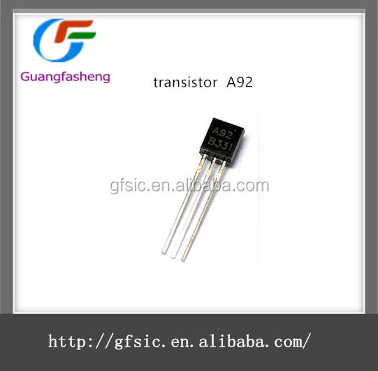 Electronics On Sale high quality transistor A92