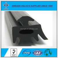 wooden door seal, protective rubber strip,foam weather strip