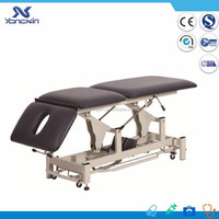 YEL-03 Electric Physiotherapy Multi-position Examination and Treatment Table