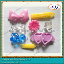 Smart Girl Trinket Transparent Colored Style Custom Plastic Part Mold