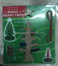 Christmas Magic Funny Tree