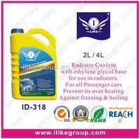antifreeze Car Care Radiator Coolant