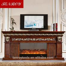 Repair color hand carved classic flame fireplaces larger electric fireplace with great price