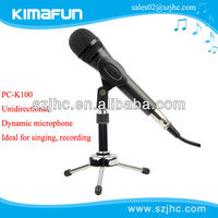 dynamic magic sing portable karaoke mic PC-K100
