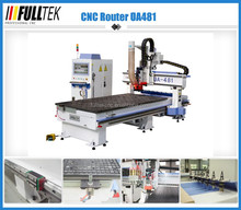 ATC cnc router smart machine UA481 ,9kw Italy HSD spindle