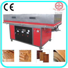Newest ! veneer/pvc vacuum press machine for furniture
