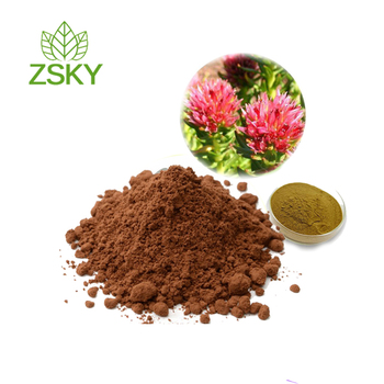 GMP Manufacturer supply Rhodiola Rosea Plant Root Extract 3% Salidroside 5% Rosavin
