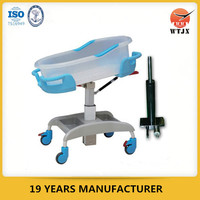hydraulic cylinder for baby bed