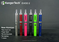 hot new products for 2014 kanger evod 2 kit factory low price