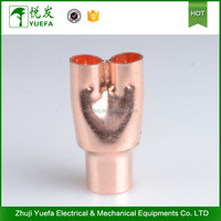 Commercial systems air conditioner copper pipe fittings