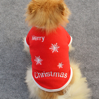 Wholesale hot sale can be customized and lovely pet clothes apparel