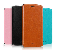 MOFi RUI PU Leather Flip Cover Case for TCL 3S M3G, Mobile Phone Accessories