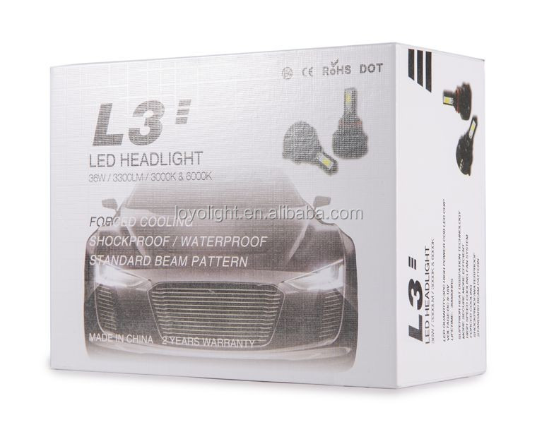 LED Light Bulbs Wholesale High Quality LED Headlight Light from Car LED Light Factory