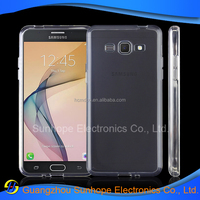 clear tpu soft cell phone case accessories for Galaxy J2 Prime tpu soft cover