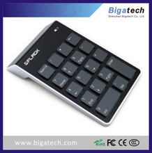 USB 2.4G Wireless Keyboard Mini Keyboard with numeric keypad