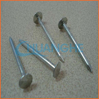 China Alibaba Trade Assurance Manufacturer supply hardened steel concrete nails sizes